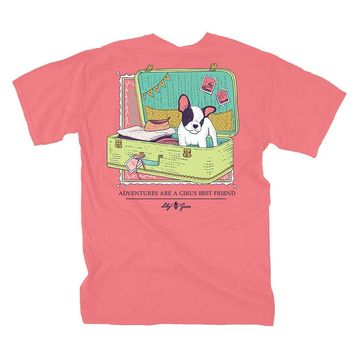 Adventures Best Friend Tee by Lily Grace