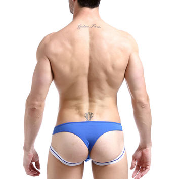 Petitq Men Cotton Jock Thong PQ160407