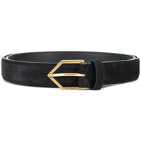 Saint Laurent triangle-buckle Belt - Farfetch