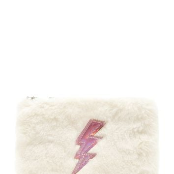 Lightning Graphic Coin Purse