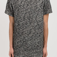 D18 Stealth Static S/S Tee - Charcoal