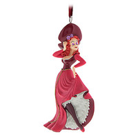 Disney Parks Pirates of the Caribbean Redhead Figural Ornament New with Tags