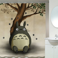 My Neighbor Totoro Shower Curtains