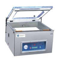Vacuum Packer, Vacuum packing Machine - 500 * 10 mm, Chamber 525 * 525 * 100 mm, TT-Z03A