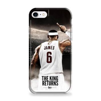 Lebron James The King Returns iPhone 6 | iPhone 6S Case