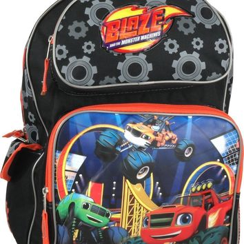 65248193915 Nickelodeon Blaze and the Monster Machines Large 16