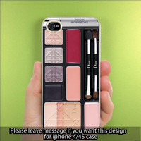 Cover Plastic For iPhone - Dior Make Up Palette