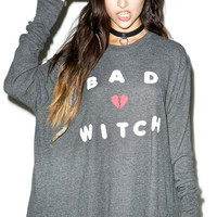 WILDFOX Bad Witch Effortless Thermal BLACK
