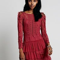 Free People Womens Angel Kisses Dress