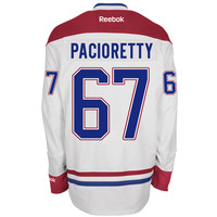 Max Pacioretty Montreal Canadiens Reebok Premier Replica Road NHL Hockey Jersey