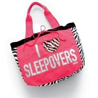 Sleepover Light Up Slouchy Tote | Girls Totes & Duffles Bags & Luggage | Shop Justice