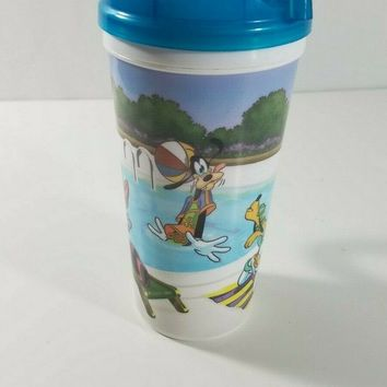 Blue Disney Parks Whirley Insulated Travel Mug