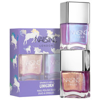 Sephora: NAILS INC. : Unicorn Nail Polish Duo : gift-nail-sets
