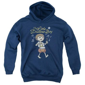Little Drummer Boy - Starlight Youth Pull Over Hoodie