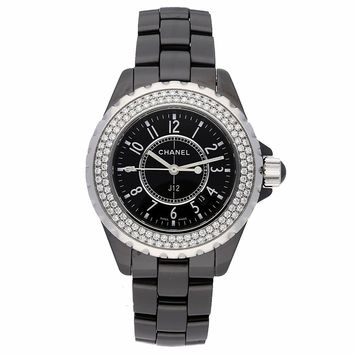 Chanel J12 quartz womens Watch H0949 (Certified Pre-owned)