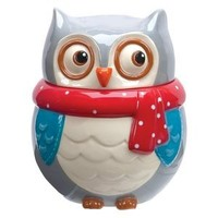 Walmart: Boston Warehouse Snowy Owls Cookie Jar