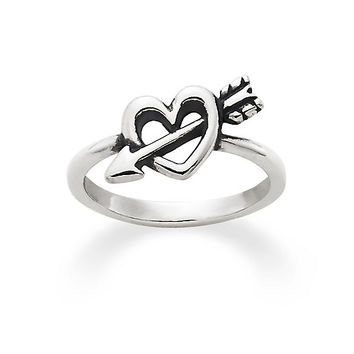 Love's Arrow Ring