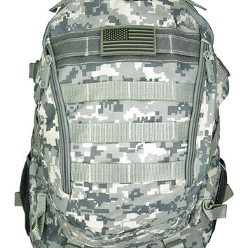 Athletic Backpack - Digital Camo