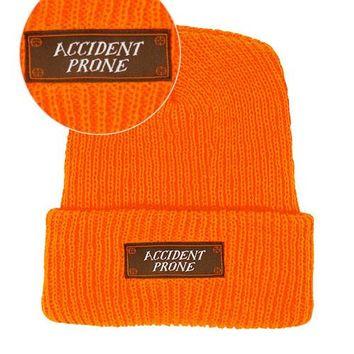Accident Prone Beanie