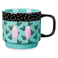 Disney Store Mickey Memories September Limited Stackable Coffee Mug New with Box