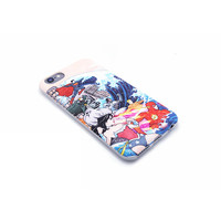 Superheros/The Great Wave of Kanagawa Phone Case For IPHONE