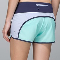 run times short | women's shorts & skirts | lululemon athletica