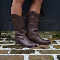 Jess Cowgirl Boots