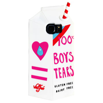 Boys Tears Samsung Galaxy S6 Case