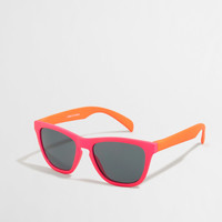 Factory girls' colorblock sunglasses