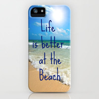 summer  iPhone Case by Kristi Kaz | Society6