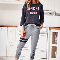 Logo Jogger - Fleece - Victoria's Secret