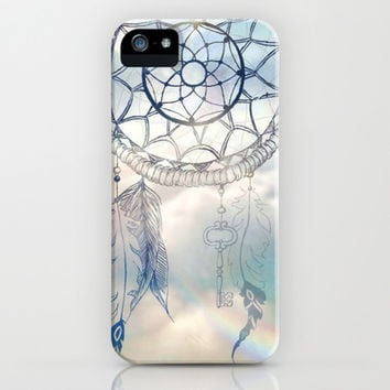 Dream Catcher iPhone & iPod Case by Pink Berry Pattern