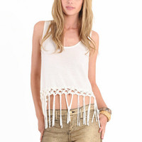 Twisted Fantasy Tank By MINKPINK - $56.00: ThreadSence, Women's Indie & Bohemian Clothing, Dresses, & Accessories