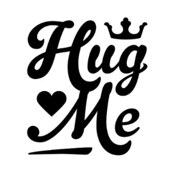 Hug Me Tattoo Set