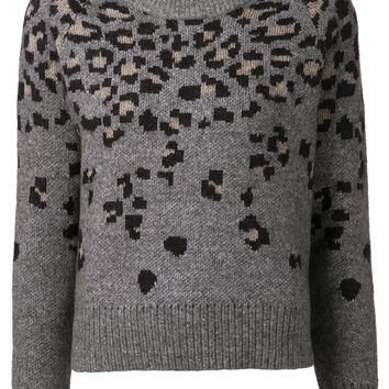 Rag & Bone print sweater