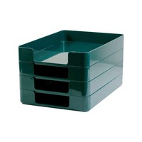 Pre-owned Radius One Green Paper Trays by William Sklaroff