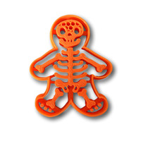 Gingerbread Skeleton Cookie Cutter