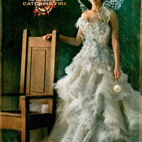 The Hunger Games: Catching Fire (2013) v2   UV Poster