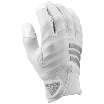 adidas Nasty Fast Padded Football Gloves - Men's at Eastbay
