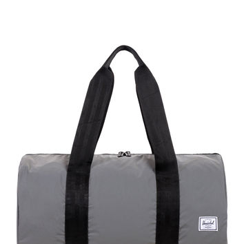 Herschel Supply Packable Duffle Bag - Silver