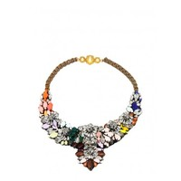 AMERICAN TWO SHOT - Shourouk Apolonia Fox Necklace