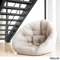 Fresh Futon 'Nest' Convertible Futon Chair/ Bed | Overstock.com
