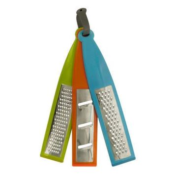 Cheese Grater Paddle Set on Ring ( Case of 8 )