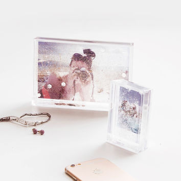 Glitter Photo Frames | FIREBOX\u00ae