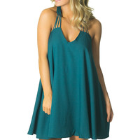 Teal Me About It- Dress