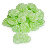 Sour Patch Green Apples Candy: 5LB Bag