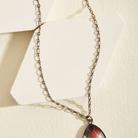 Refract or Fiction Necklace