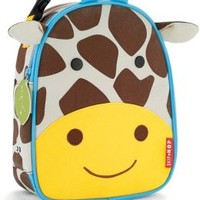 Zoo Lunchies Insulated Lunch Box Giraffe