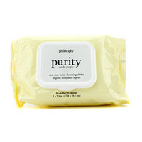 Purity Made Simple One-Step Facial Cleansing Cloths 30towlettes