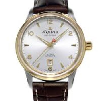 Alpina Alpiner Mens Automatic Watch AL-525S4E3